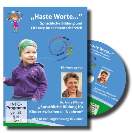 Dokumentbild Haste Worte - Sprachliche Bildung und Literacy im Elementarberich